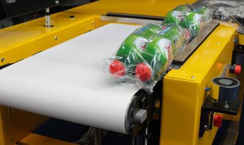 Taśmociąg do maszyny pakującej Combiset