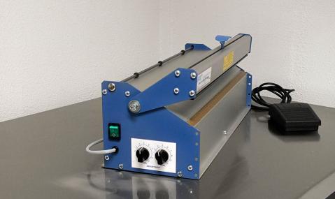 Zgrzewarka magnetyczna do folii sms-500-EM