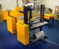 maszyna pakujca w folię termokurczliwą BP-500